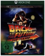 Back to the Future 30th Anniversary, 1 Xbox One-Blu-ray Disc