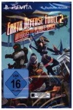 Earth Defense Force 2, Invaders from Planet Space, 1 PSV-Spiel