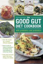 Healthy Gut Bacteria Cookbook