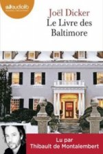 Le livre des Baltimore, Audio-CD