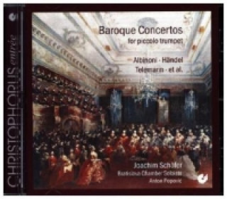 Baroque Concertos for Piccolo Trumpet