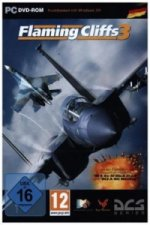 DCS: Flaming Cliffs 3, 1 DVD-ROM