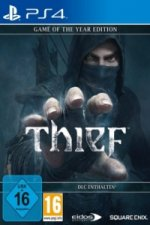Thief, 1 PS4 Blu-ray Disc (Game of the Year Edition)