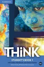 Think Level 1 Student's Book with Online Workbook and Online