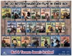 Bud Spencer & Terence Hill - 20er Mega Blu-ray Collection, 20 Blu-rays