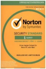 Norton Security Standard 3.0, 1 User, DVD-ROM