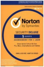 Norton Security Deluxe 3.0, 1 User, DVD-ROM