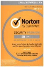 Norton Security Premium 3.0, 1 User, DVD-ROM
