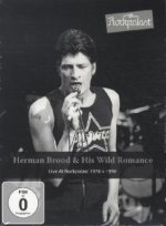 Herman Brood & His Wild Romance, Live At Rockpalast 1978 + 1990, 1 DVD