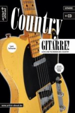 Country-Gitarre, m. Audio-CD
