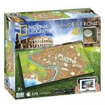 Puzzle 4D - Řím 55x37 cm