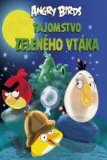 Angry Birds Tajomstvo zeleného vtáka