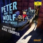 Peter and the Wolf in Hollywood, 1 Audio-CD (engl. Version)