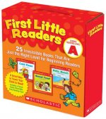 First Little Readers Parent Pack: Guided Reading Level A