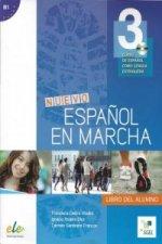 Nuevo Espanol en Marcha 3: Student Book with CD Level B1