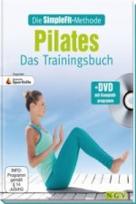 Die SimpleFit-Methode - Pilates - Das Trainingsbuch, m. 1 DVD