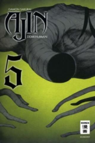 AJIN - Demi-Human. Bd.5