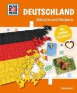 Deutschland, Rätseln und Stickern