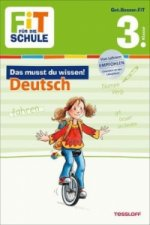 Das musst du wissen! Deutsch 3. Klasse