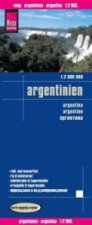 World Mapping Project Reise Know-How Landkarte Argentinien (1:2.000.000)