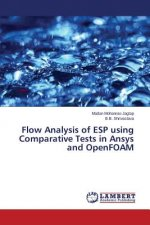 Flow Analysis of ESP using Comparative Tests in Ansys and OpenFOAM