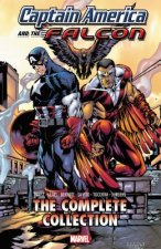 Captain America & the Falcon by Christopher Priest: the Comp