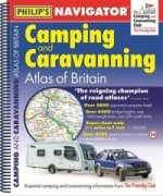 Philip's Navigator Camping and Caravanning Atlas of Britain:
