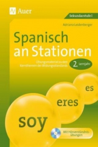 Spanisch an Stationen, 2. Lernjahr