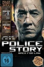 Jackie Chan - Police Story Box, 3 DVDs