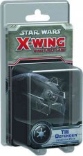 Star Wars X-Wing Miniatures Game: Tie Defender Expansion Pac