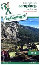 Guide du Routard nos meilleurs campings en France 2016