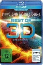 Best of 3D - Das Original: Vol. 13-15, 1 Blu-ray