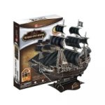 Puzzle 3D The Queen Anne's Revenge 155