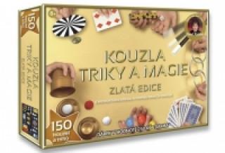Kouzla, triky a magie Zlatá edice