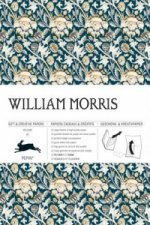 William Morris: Gift & Creative Paper Book