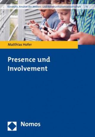 Presence und Involvement