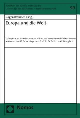 Europa und die Welt