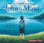 John & Maus, Audio-CD