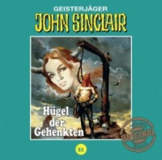 John Sinclair Tonstudio Braun - Hügel der Gehenkten