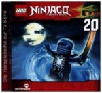 LEGO Ninjago, 1 Audio-CD. Tl.20