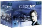 CSI: NY - Season 1-9 Komplettbox. Season.1-9, 54 DVDs