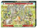Jurassic Habitat (Puzzle)
