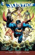 Justice League Vol. 6 Injustice League (The New 52)
