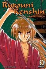 Rurouni Kenshin, Vol. 3 (Vizbig Edition)