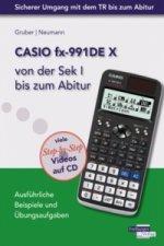CASIO fx-991DE X von der Sek I bis zum Abitur, m. CD-ROM