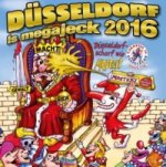 Düsseldorf is megajeck 2016, 1 Audio-CD