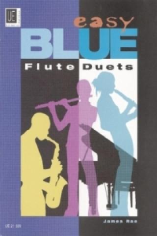 Easy Blue Flute Duets, für 2 Flöten
