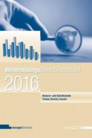 Weiterbildungsszene Deutschland 2016