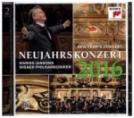Neujahrskonzert / New Year's Concert 2016, 2 Audio-CDs
