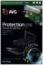 AVG Protection 2016, 2 DVD-ROM (Special Edition)